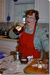 Ruth Ann Cooking 004