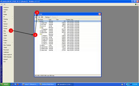 23 delete files hotspot