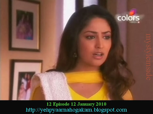 yami gautam Yeh na hoga kam colors tv wallpapers