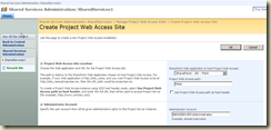 Create Web Access Site Part 1