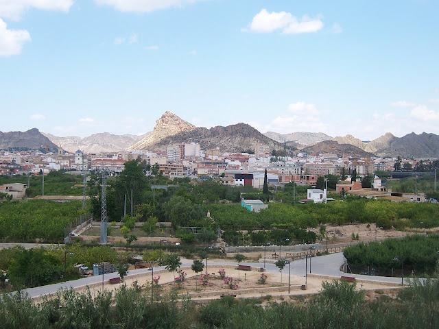 Panoramica de Archena - Juan Pio Abenza