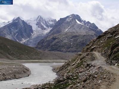 Beyond Kunzum La in the Lahaul Valley