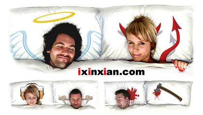 创意十足的枕头(Pop Pillows)-爱新鲜