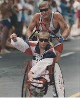 Dick dan Rick Hoyt Chicken Soup for the Soul
