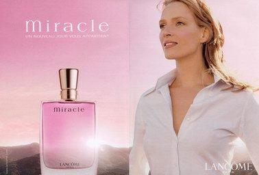 น้ำหอมสำหรับผู้หญิง : Lancome Miracle Eau de Parfum Spray