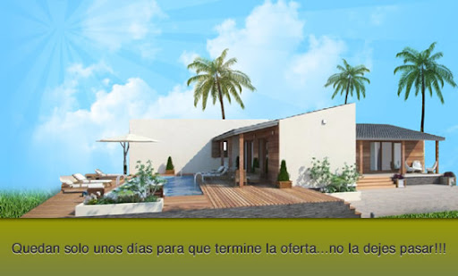 Casas de madera prefabricadas grupo el cid quedan pocos d as para que termine la promoci n - Casas de madera prefabricadas monforte del cid ...