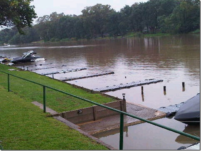 vaal rivier jetty