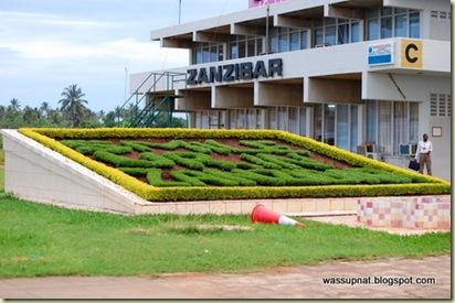Zanzibar welcome