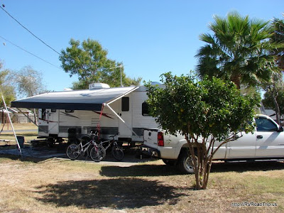 Site 144 at Mission Bell RV Resort