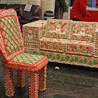 Gingerbread furniture...my favorite!!