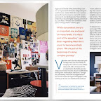 West Elm's Creative Director's office of inspiration