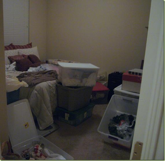 chucks room