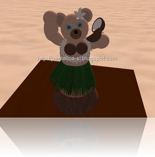 Hula Bear_001