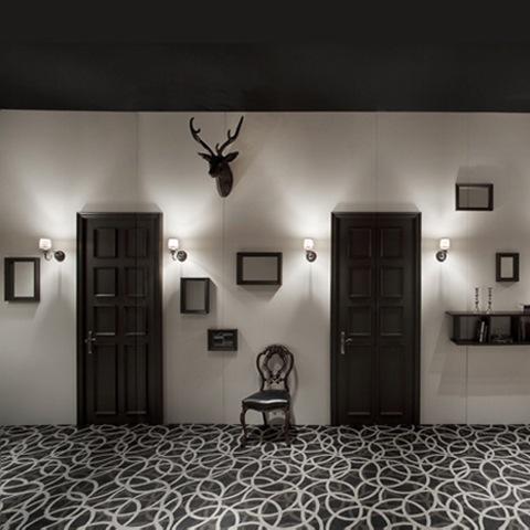 interior edclinic akasaka by nendo