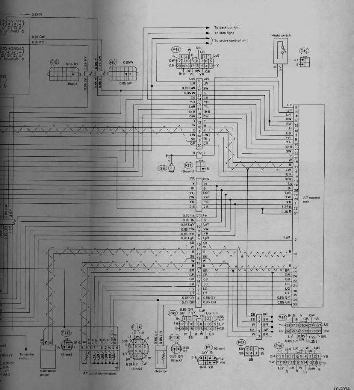 ej wiring diagram wiring diagrams installing an ej tcu 4eat into an ea car 4eat subaru automotive wiring diagrams ej wiring diagram