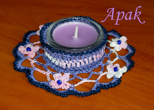 .الكرووووشي للشمووووووووع....تحفففففة Tealight%20purple