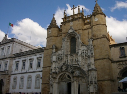 Trip outside of Porto to Coimbra