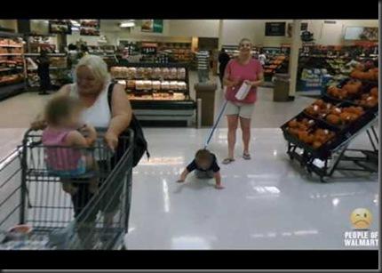 walk your kid