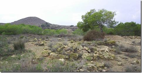 Túmulo y Cabezo Soler