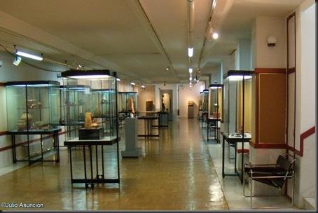 El Museo Numantino - Interior