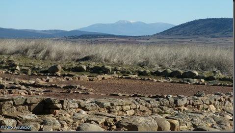 Vista del Moncayo - Numancia