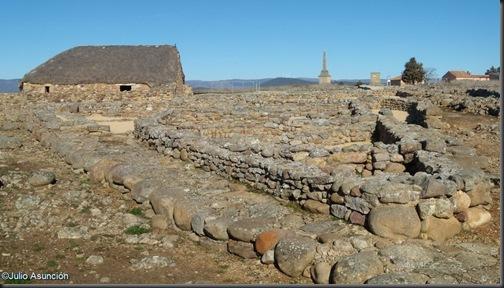 Numancia - ciudad celtíbero-romana