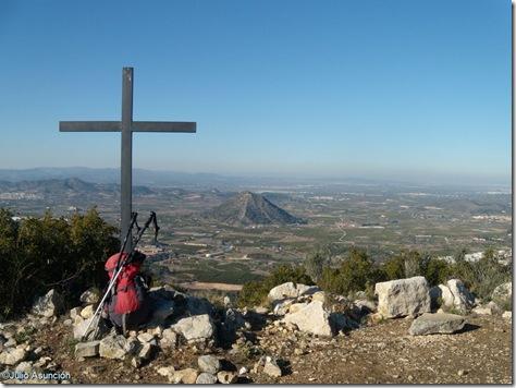 Cima de Penya Blanca - Valencia