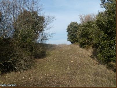 Entrada antigua al castro de Urri - Ibiricu