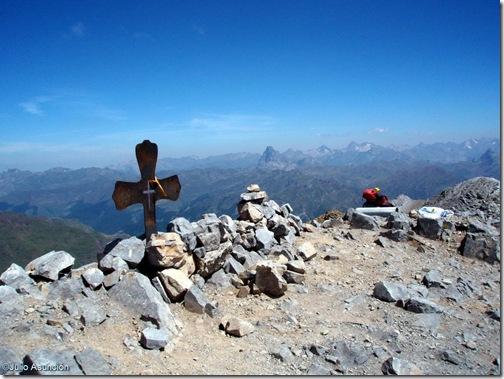Cima del Bisaurín - Pirineo Aragonés