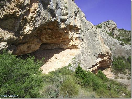 Cuevas de la Huesa Tacaña - Villena