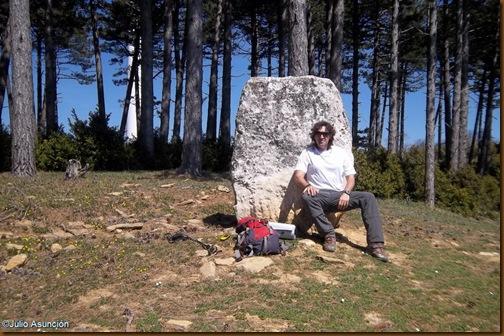 Menhir  de Arriurdin - Echague