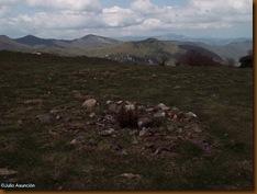 Túmulo prehistórico - ruta megalítica de Belate