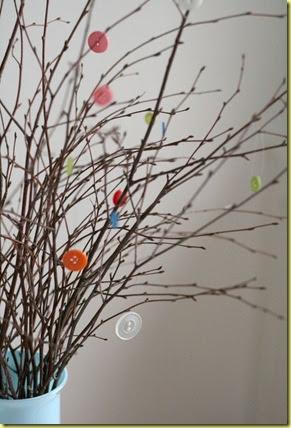 Inspiraci n hecha a mano decorando con ramas secas - Ramas secas para decorar ...