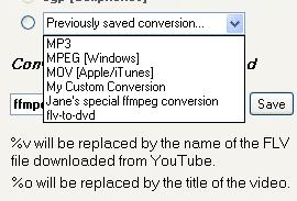 tubequeue convert to any video format