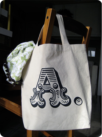 tote bag example