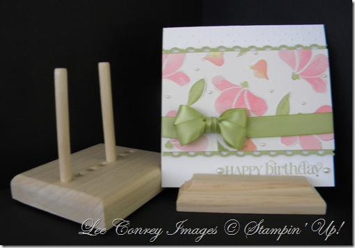 awash with flowers and stand and bow maker 001