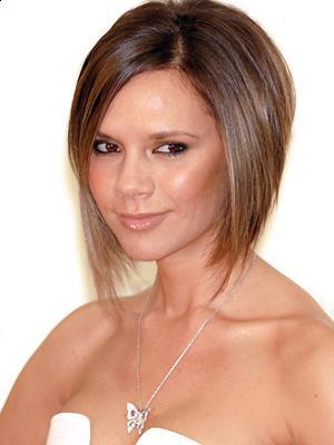 victoria beckham hairstyles back. victoria beckham hairstyles