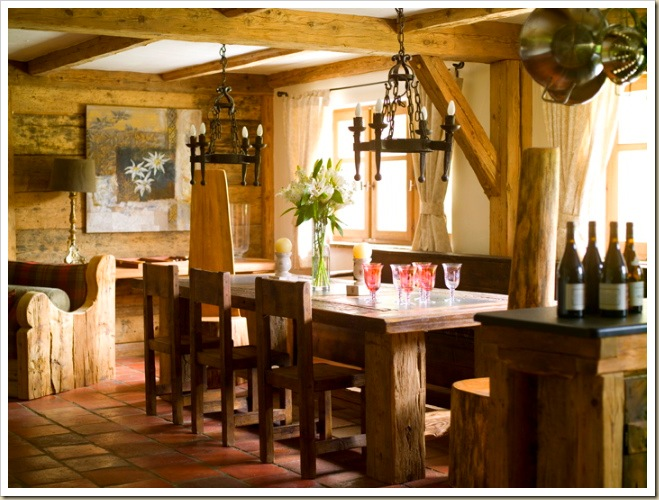rustic kitchen 3