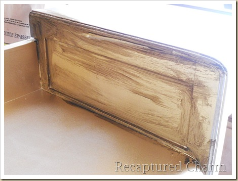 Gold Antique Vanity 006