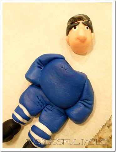 Toronto Maple Leafs Cake 012a