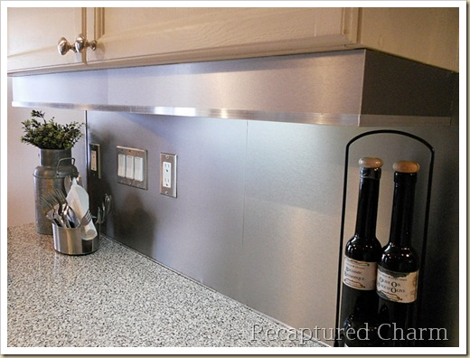 stainless steel backsplash 066a