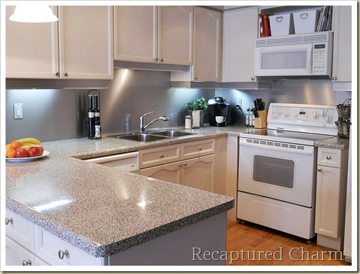 stainless steel backsplash 072a