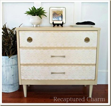 old teak dresser 046a
