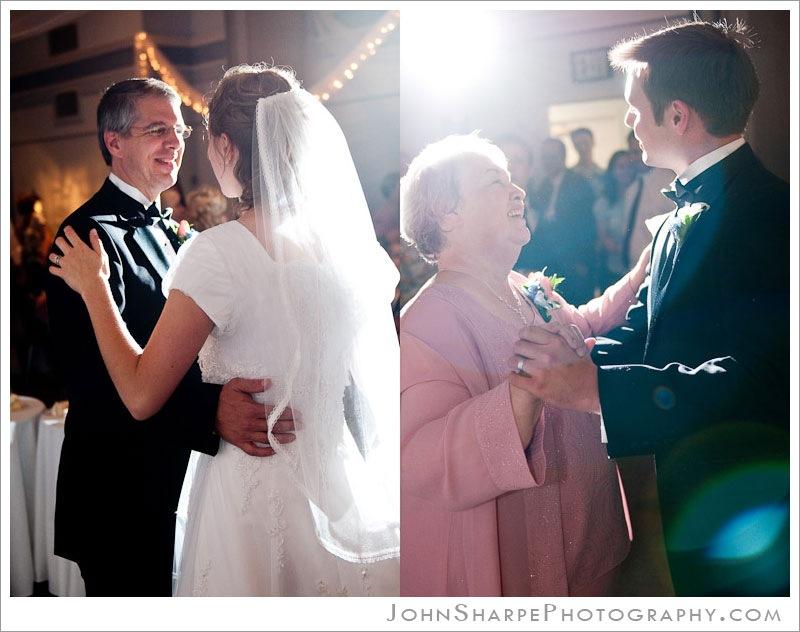 Bride Groom Parents Dance
