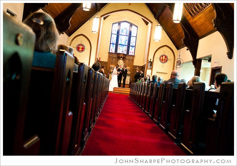 Immanuel Lutheran St Paul, MN Wedding