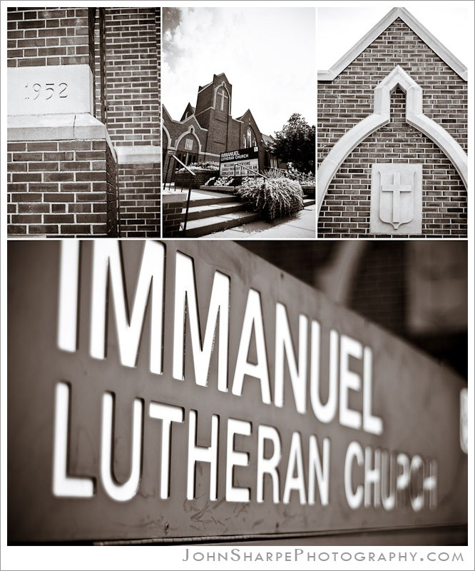 Immanuel Lutheran Church St Paul Wedding Chapel