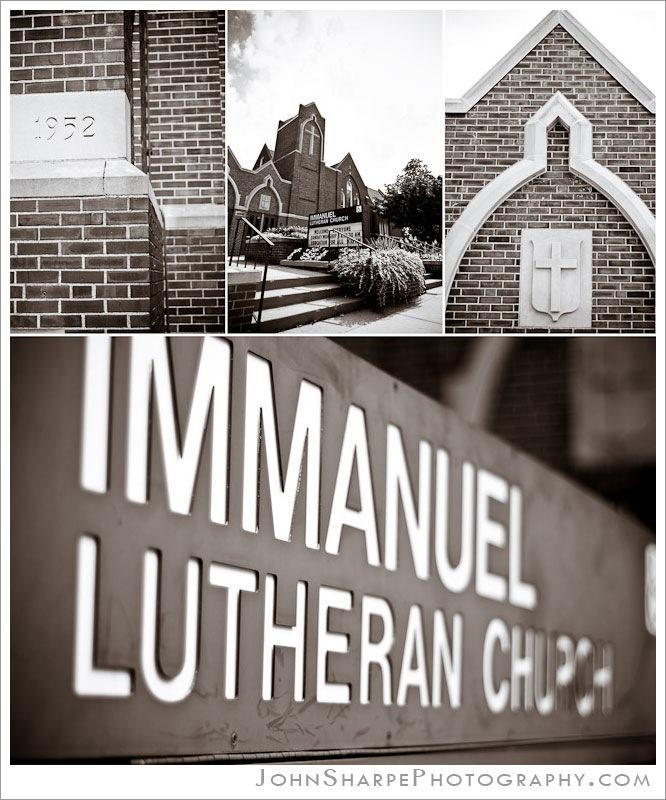 Immanuel Lutheran Church St Paul Wedding Chapel