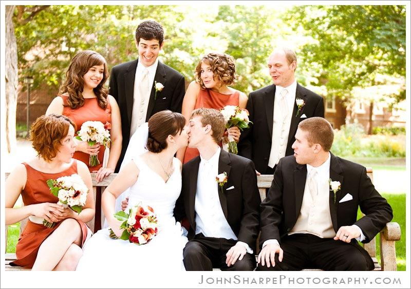 Minneapolis Bridal Party