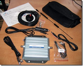 Cyfre package contents