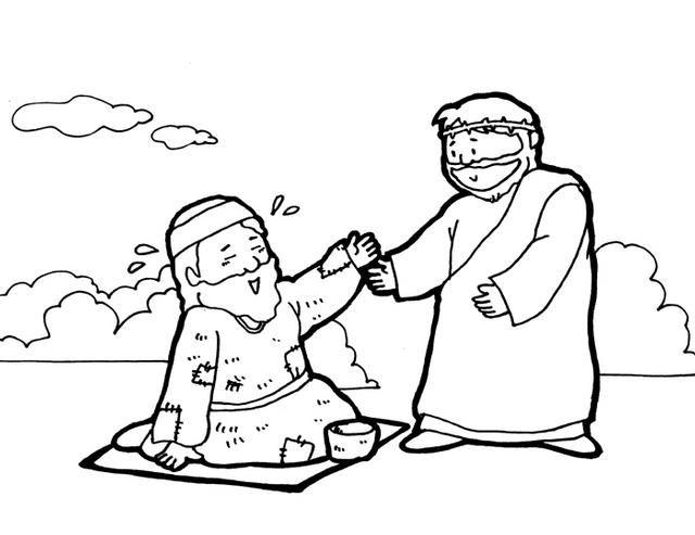 Atractivo Jesús Cura Para Colorear Cresta - Dibujos de Animales para ...